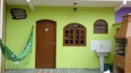 Casa 02 quartos mobiliada em condomínio