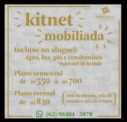 Sol Nascente Kitnet Mobiliada