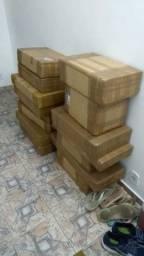 Vendo Kit Completo de Peças de MDF 6mm - Vários Tamanhos (Preço de Custo)