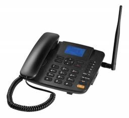 Telefone Celular Rural Chip Mesa (RE502)