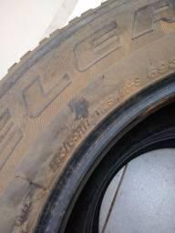 Vendo pneus para caminhonete ou Suv