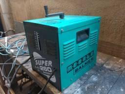 Máquina de Solda Balmer Super 260 Geração 4