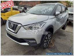 Sucata Nissan Kicks Sv 1.6 Cvt Aut 2018