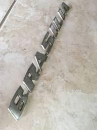 Letreiro BRASÍLIA (original)