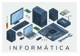 Assistência técnica em informática