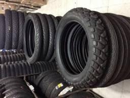 O melhor preço do brasil!!! pneus de moto 120/80 18 a partir de 217,00 reais cada