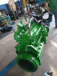 Motor Jhon Deer 7715