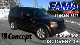 Land Rover Discovery 3s 2009 Blindado