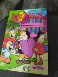 DVD Luluzinha