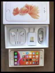 IPhone 6s Rose ?Completo? Sou de Manacapuru