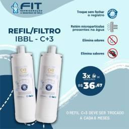 Título do anúncio: Filtro IBBL C+3
