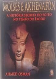 Livro Moisés e Akhenaton