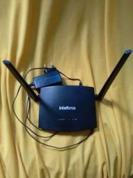 Roteador Intelbras 2 antenas