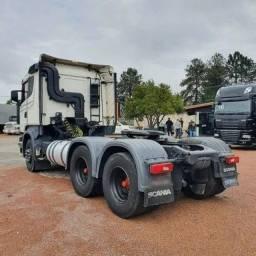Título do anúncio: Caminhão Scania R480 Cavalo 6x4 Traçado 2015 - Streamline