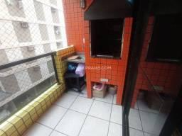 Apartamento à venda com 3 dormitórios em Enseada, Guarujá cod:78882