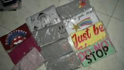 T-shirt's/camiseta/bruzinhas