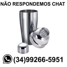 Título do anúncio: Coqueteleira Avulsa em Inox para Drinks Caipirinha