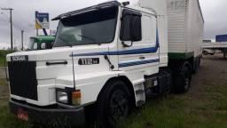 Título do anúncio: Scania T-112/1986 Intercooler 4x2 em bom estado !!!