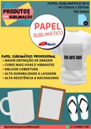 Papel sublimatico - Marca Havir