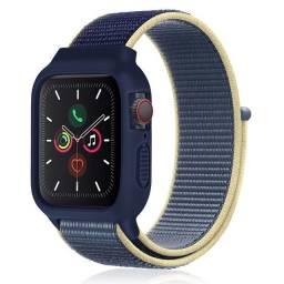 Título do anúncio: Pulseira + Case Para Apple Watch