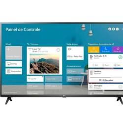TV LG 65 Samsung
