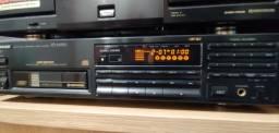 CD Pioneer PDM-550 Topo de Linha