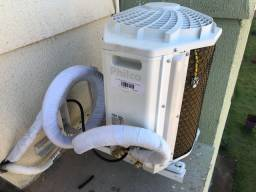 Ar condicionado /Manutenção e instalação