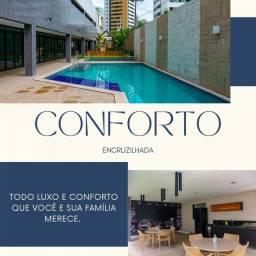 Título do anúncio: Apartamento 4 Quartos para Venda em Recife, Encruzilhada, 4 dormitórios, 2 suítes, 2 banhe