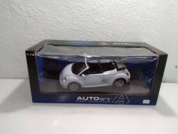 Miniatura Auto Art Vw New Beetle Cabriolet