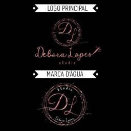 Mega Promoção Logo + marca d'água APENAS  R$50