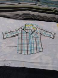 Título do anúncio: Camisa infantil