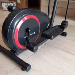 Aparelho Fitnesse Elíptico Magnético