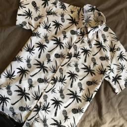 Camiseta estampada SHEIN