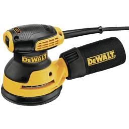 Título do anúncio: Lixadeira Roto Orbital Dewalt DWE6421 280W