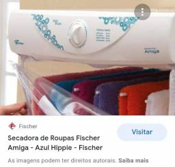Secadora de roupa em ótimo estado de conservação valor 120,00