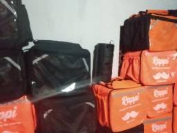 Bolsa entregador bag 45 litros entregamos todo br