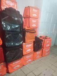 Bolsa bag moto boy com isopor entregamos todo Brasil
