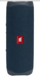 Caixa de Som JBL Flip 5 Bluetooth À Prova D'água Azul