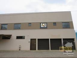 Apartamento com 3 dormitórios para alugar, 57 m² por R$ 1.400/mês - Jardim Guarapuava I -