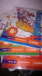 Livros Colégio 2001 -8 ano