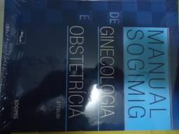 Manual de Ginecologia e Obstetricia  Sogimig 6ª edição