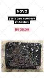 Título do anúncio: Pasta para notebook