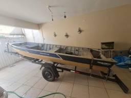 Barco Alumínio Amazonas 500