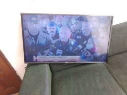 Tv LG 40 polegadas com controle remoto defeito na imagem meu ZAP *