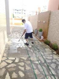 Pós obra ou recuperação de pisos