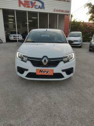 Título do anúncio: Renault Sandero Life 1.0 12V 2021