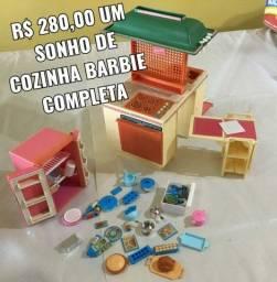 Cozinha Barbie Completa