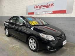Título do anúncio: Toyota Corolla 2.0 XEI 16v 2011 Automático - Gnv - Completo - Financio sem entrada