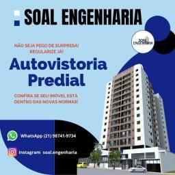 Autovistoria Predial - Consultoria - Engenheiro Civil