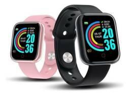 Relógio Smart Y68 R$ 45,00